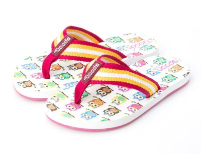 Chinelo Spoon Kids Coruja