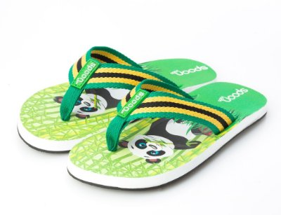 Chinelo Spoon Kids Panda