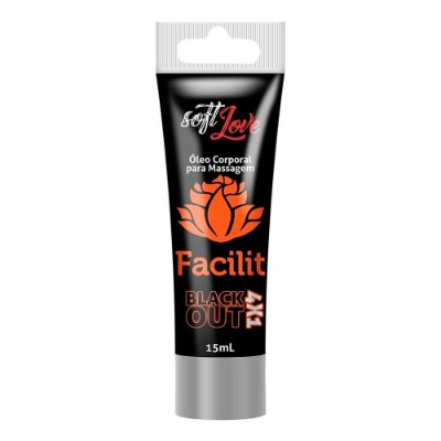 FACILIT 4 SENSAÇÕES GEL DESSENSIBILIZANTE 15 ML – SOFT LOVE