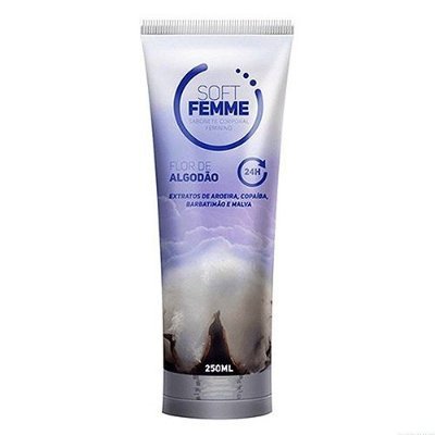 Sabonete Íntimo Feminino Soft Femme 250ml Soft Love