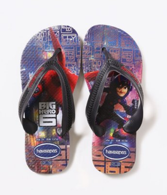 Havaianas Kids Max Disney (Big Hero)
