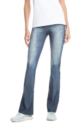 Calça Flare Live Jeans Rush