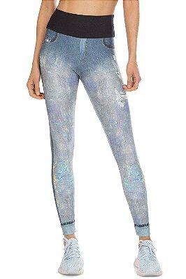 Legging Live Hologram Jeans