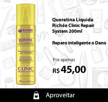 Queratina Liquida Richée Clinic Repair 200 ML