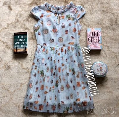 Vestido Afternoon Tea