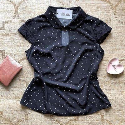 Blusa Star Dots