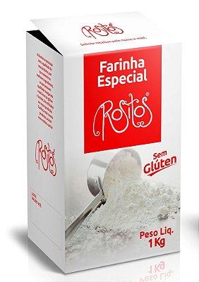 Farinha Especial Sem glúten ROSITOS 800g