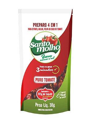 Preparo para Molho de Tomate Zero 38g