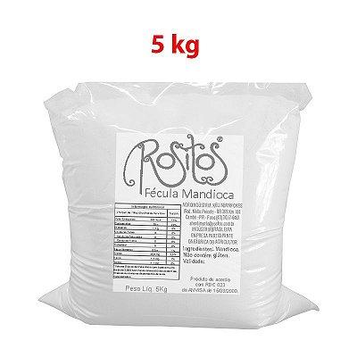Fécula de Mandioca 5kg