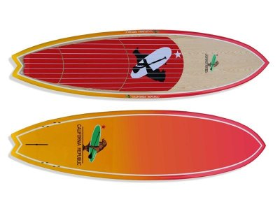 "SUP 9'0""x30""x4,8"" - Oceanside"