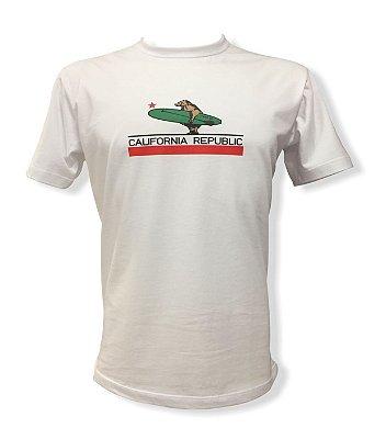 Camiseta California Republic - Branca
