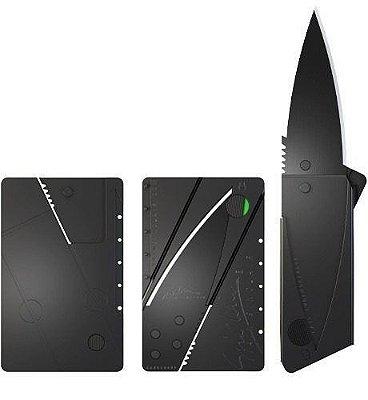 Canivete Faca Cartão Sinclair Dobrável Original Com Caixa
