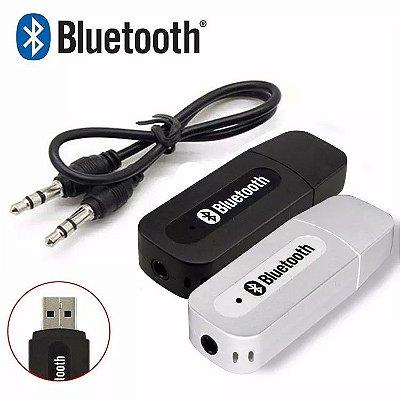 Transmissor Receptor Bluetooth Usb Musica Carro