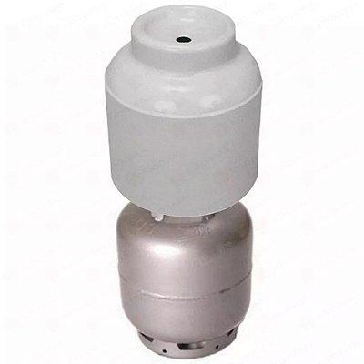 Capa De Para Botijao De Gás 13kg De Plastico Rígido