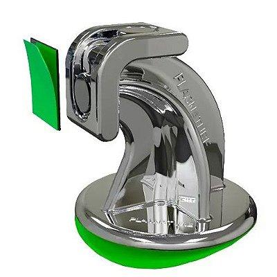 Prendedor E Fixador Trava De Porta Magnético Com Fixação Adesiva