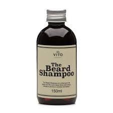 Shampoo para Barba Vito The Beard