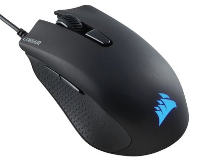 Mouse Gamer Corsair Harpoon RGB - CH-9301011-NA