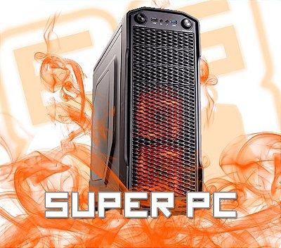 PC Extreme Gamer - I3 7100, Placa Mãe H110, GTX 1050 Ti 4Gb, 8gb Ddr4, Hd 1Tb, Fonte 400W