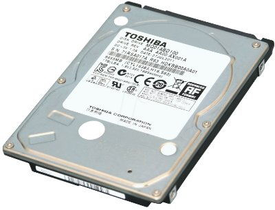 HD Notebook Toshiba 500GB 8MB 5400RPM Sata III - MQ01ABF050M