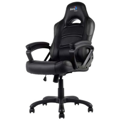 Cadeira Gamer Aerocool AC80C Preta EN55031
