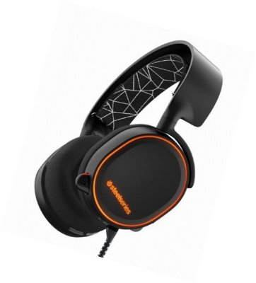 Headset Gamer Steelseries Arctis 3 Black 7.1 - 61433