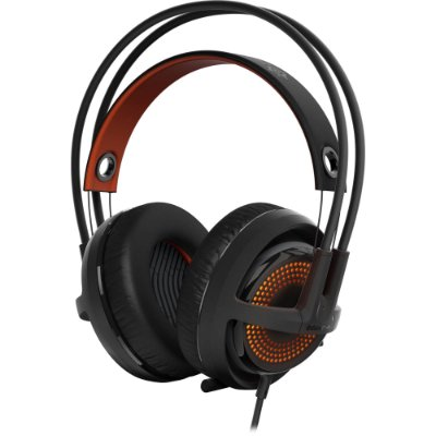Headset SteelSeries SIBERIA 350 BLACK