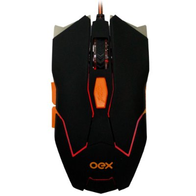 Mouse Gamer Oex Ranger 5200 Dpi - MS309