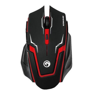 Mouse Gamer Marvo Scorpion M319 RD 1000/2400 DPI - M319 RD