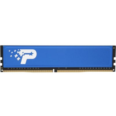 Memoria Patriot SL 4GB 2400MHz DDR4 - PSD44G240082H
