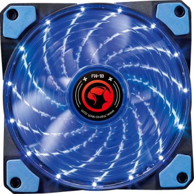 Ventilador Gamer Marvo Scorpion 120mm 15 LED AZUL