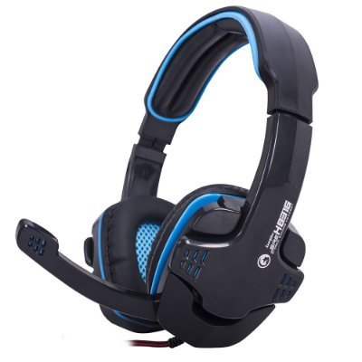 Headset Gamer Marvo Scorpion H8316 BL