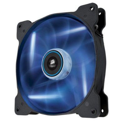 Cooler FAN Corsair 140mm Air Series AF140 Quiet Edition CO-9050017-BLED Azul