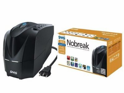 Nobreak SMS 700va Bivolt New Station - 27915