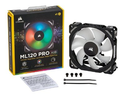 Ventilador Corsair ML120 PRO RGB 1 x 120mm
