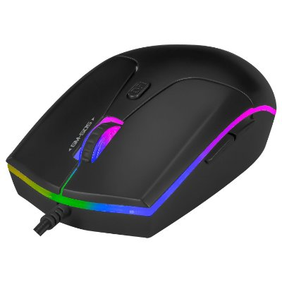 Mouse Gamer Xtrike GM-504 RGB 7colors 1000/3200 DPI
