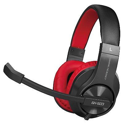 Headset Gamer Xtrike GH-503 Stereo C/Microfone