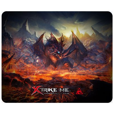 Mouse Pad Gamer Xtrike MP-002 320 X 270 X 2mm