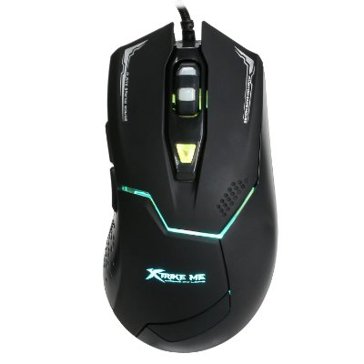 Mouse Gamer Xtrike GM-402 7colors 800/2400 DPI