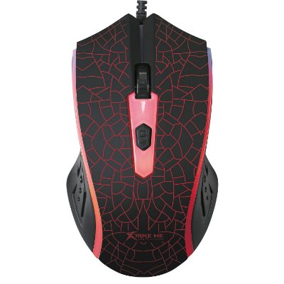 Mouse Gamer Xtrike GM-206 7colors 800/1200 DPI