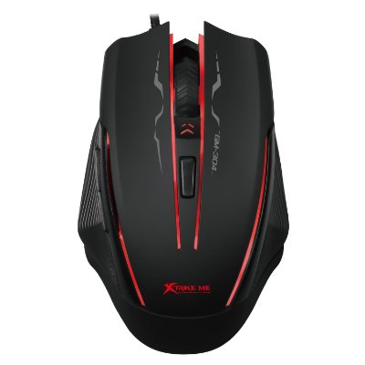 Mouse Gamer Xtrike GM-304 7colors 800/2400 DPI