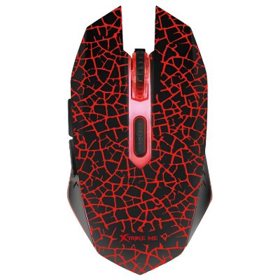 Mouse Gamer Xtrike GM-205 7colors 800/3200 DPI