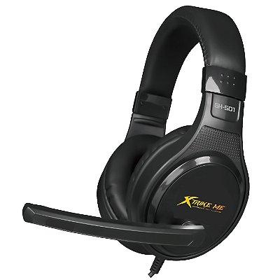 Headset Gamer Xtrike GH-501 Stereo C/Microfone