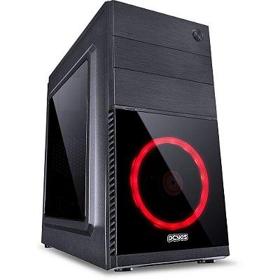 PC Gamer - AMD Ryzen 3 2200G, Placa Mãe A320, Radeon RX 580 8Gb, 8Gb Ddr4, Hd 1Tb, Fonte 500W
