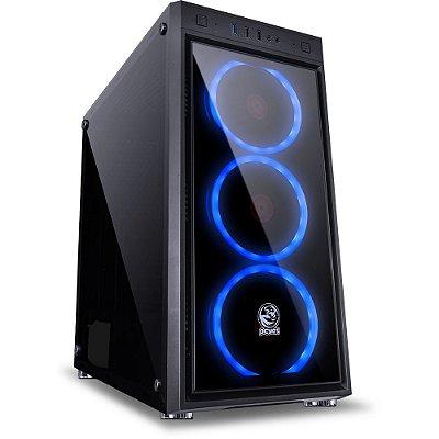 PC Gamer - Intel I5 8400, Placa Mãe H310, Geforce RTX 2060 6Gb, 8Gb Ddr4, Hd 1Tb, Fonte 500W
