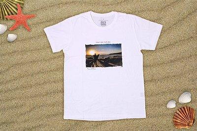 """Camiseta - """"Viva O Que Você Ama"""" 2015"""