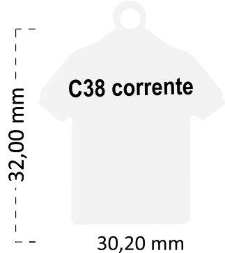 C38 chapinha