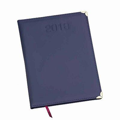 LG241 Agenda Semanal Super Azul Marinho