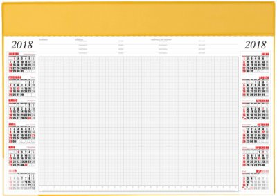 LG46 Risque Rabisque 330x470mm Amarelo