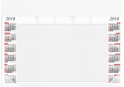 LG46 Risque Rabisque 330x470mm Branco