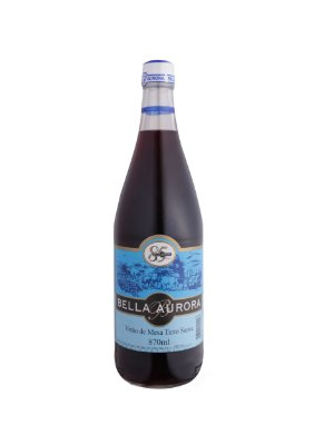 VINHO TINTO SUAVE IZABEL/BORDÔ 870ML - BELLA AURORA